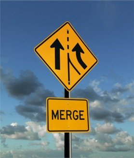 Merge Sign