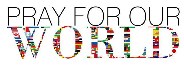 Pray for Our World