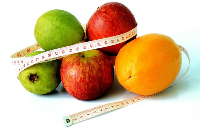Measure Fruits