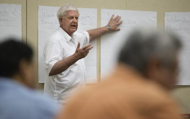 Jim Dorff Teaching