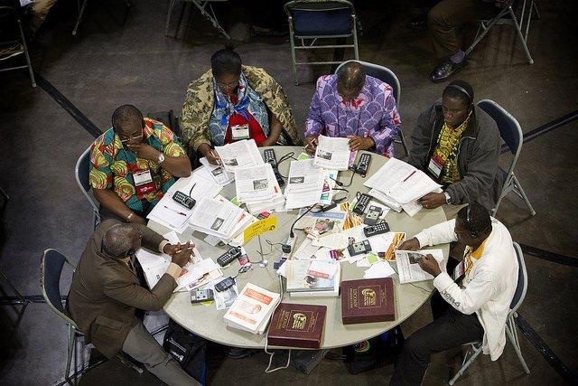 Cote d'Ivoire Delegation