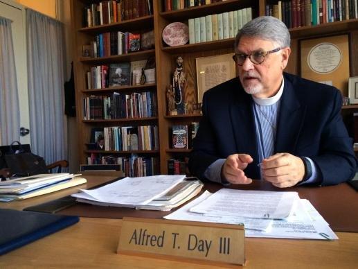 Rev. Fred Day