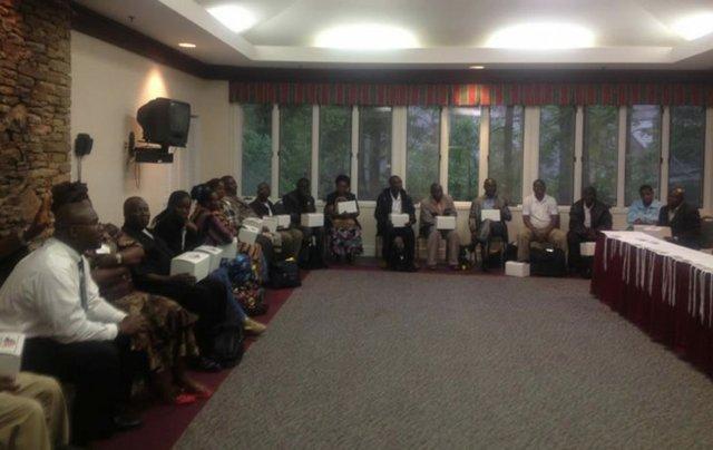 African Delegation