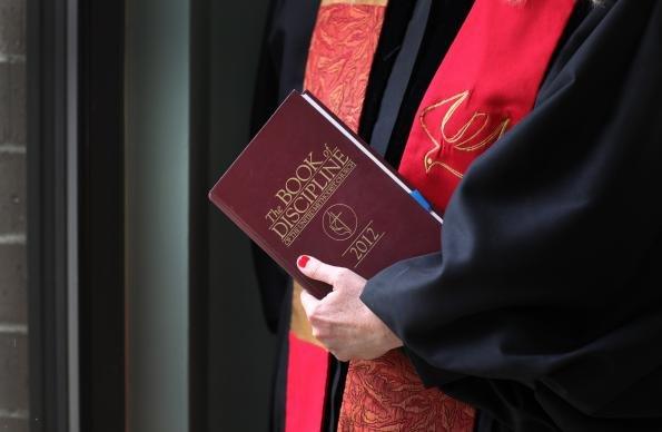 Discipline Clergy