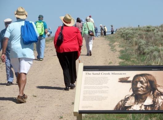 Sand Creek Pilgrimage