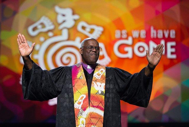 Bishop Opening Worship