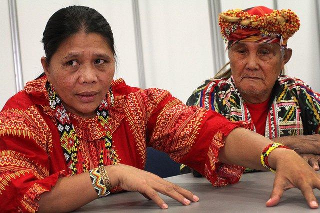 Lumad People