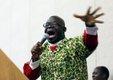 Liberia Preacher