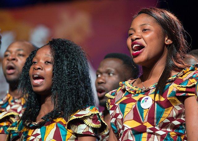 Africa U Choir