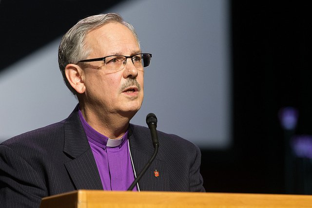 Bishop Ough Remarks