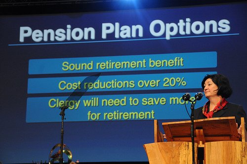 Pension Plan Changes