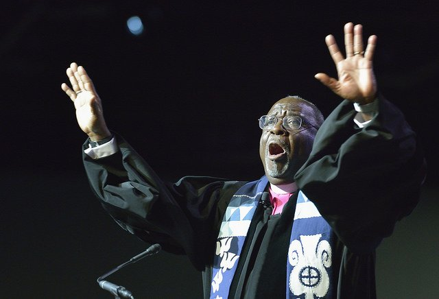 Bishop James Swanson