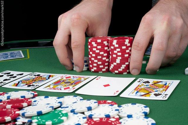 All in Gambling
