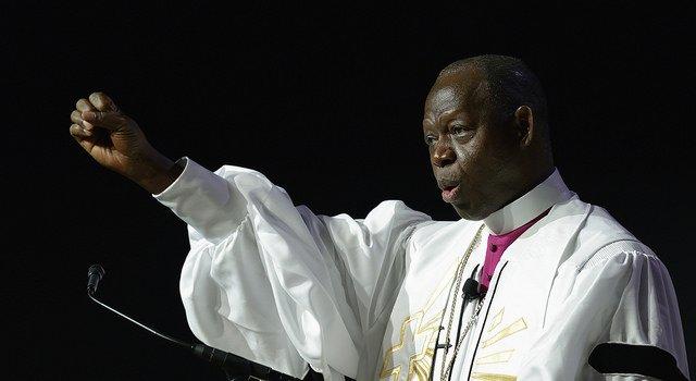 Bishop John Yambasu