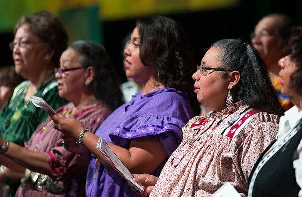 Cherokee Choir
