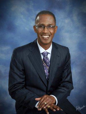 Bishop Claude Alexander