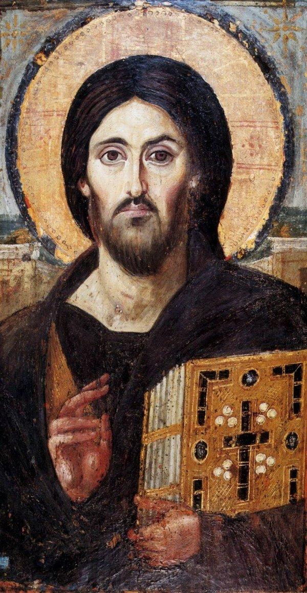 Christ Pantrocrator Sinai