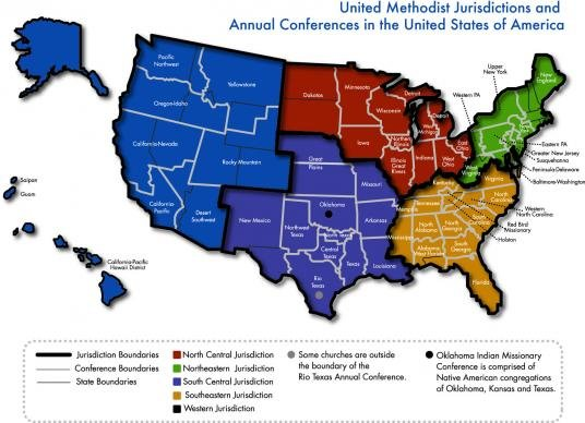 U.S. Jurisdictions