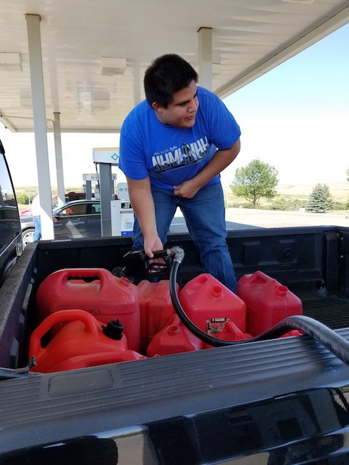 Standing Rock Gasoline