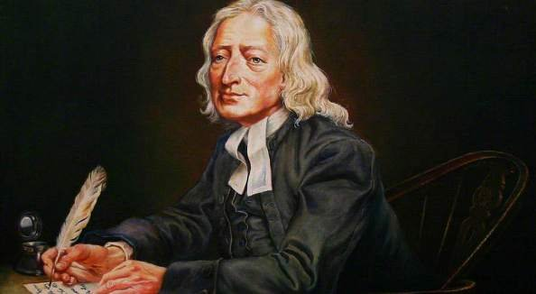 John Wesley Writing