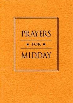 Midday Prayers