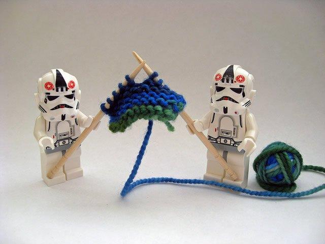 Sharing Star Wars