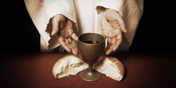 Jesus Communion