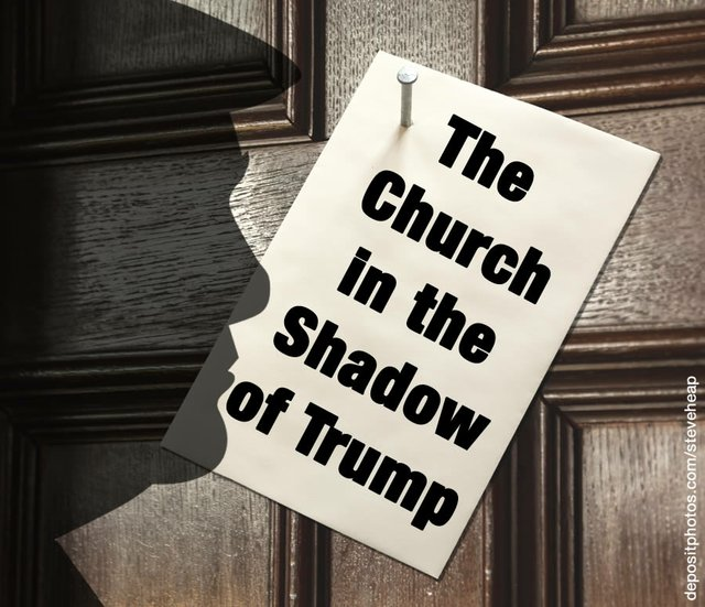 Church Trump