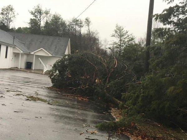 Cedar Springs Tornado