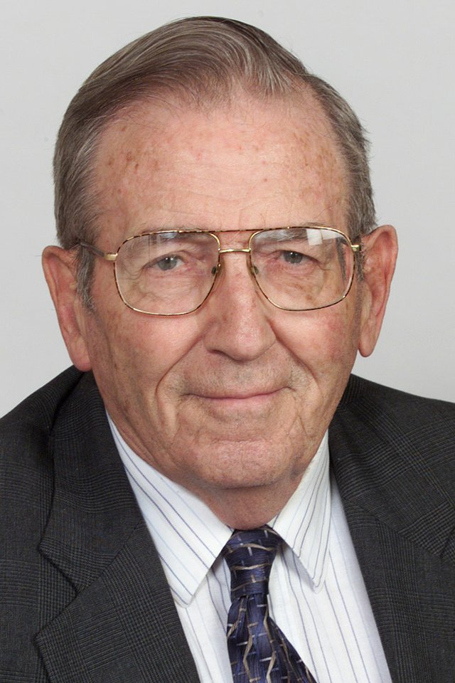 Bishop Jack M. Tuell