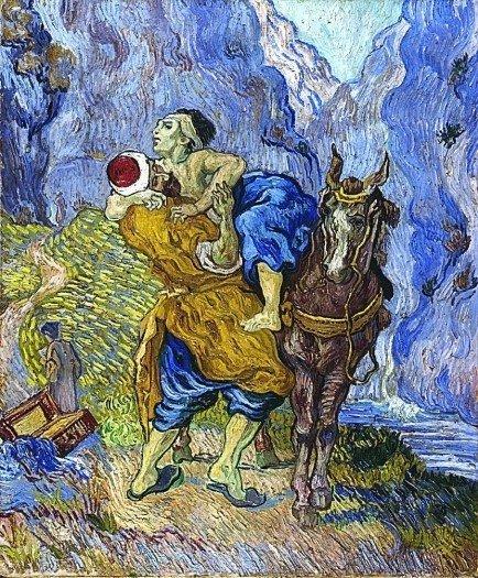 Van Gogh Good Samaritan
