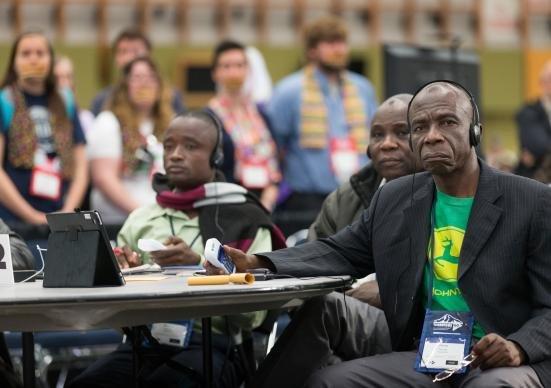 Tanganyika Delegates