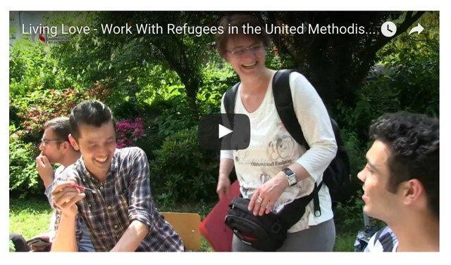 German Refugees