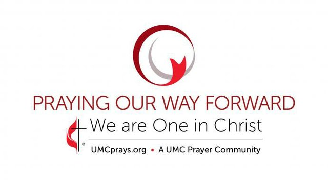 UMC Prays Logo