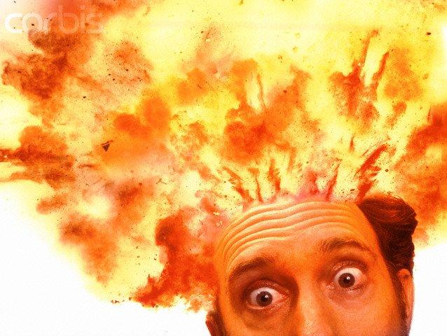 Exploding Head 2