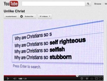 Unlike Christ