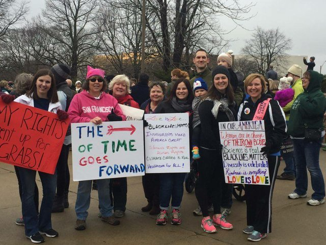 Iowa March