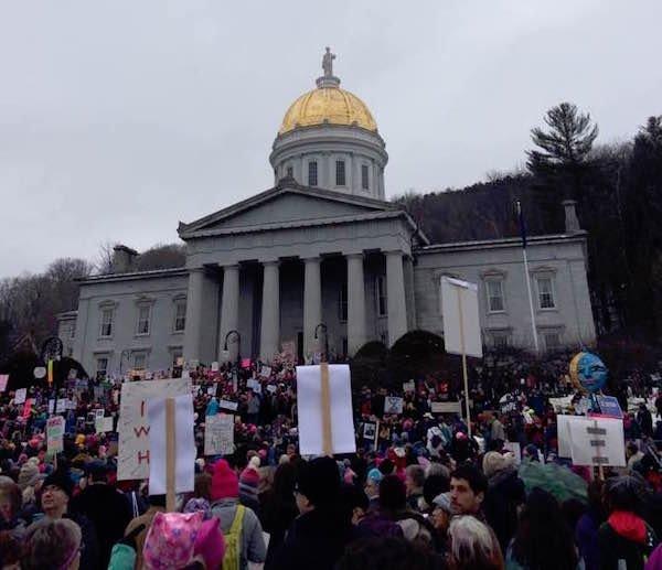 Vermont March