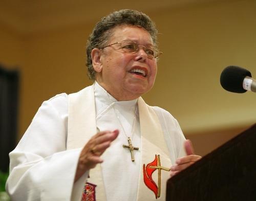 Bishop Leontine Kelly