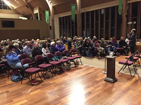 Edmonds UMC Audience