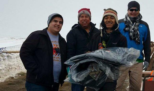 Coats for Standing Rock