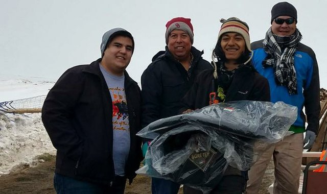Coats for Standing Rock