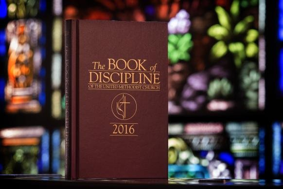 2016 Book of Discipline
