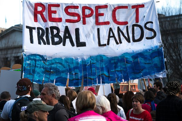 Respect Tribal Lands