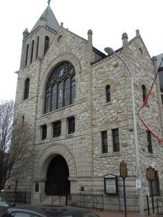 First AME Church