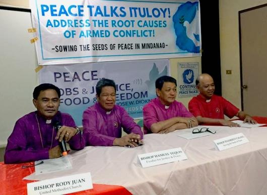Philippines Peace Talks