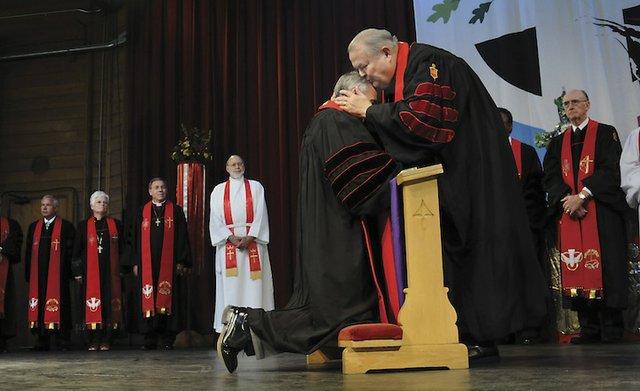 Bishop Paul Leeland
