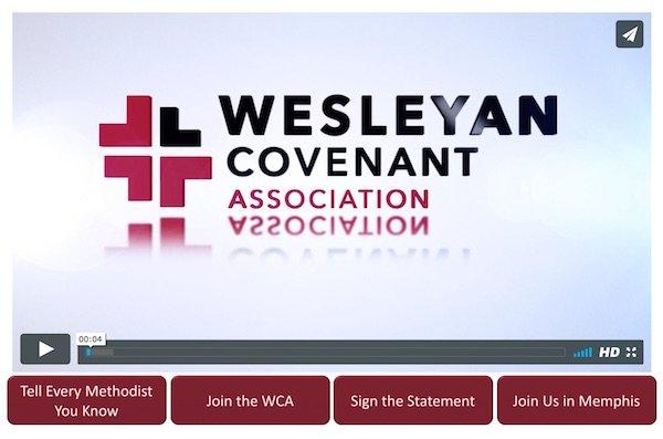 WCA Video Front