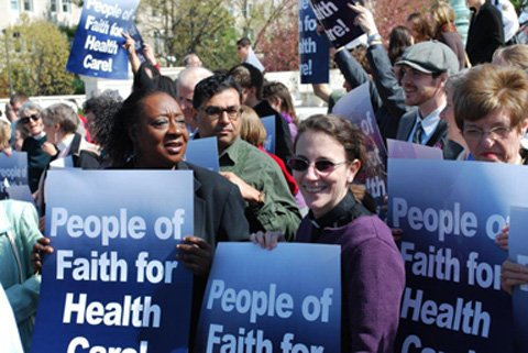 People of Faith for Health Care
