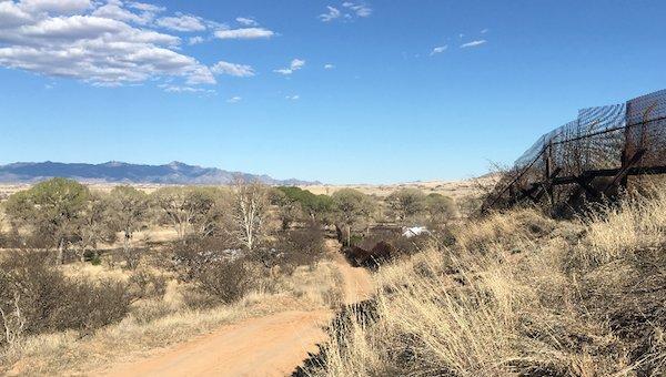 Border Desert